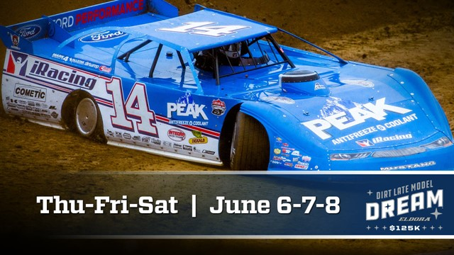 25th Running of the Dirt Late Model Dream 2019 | Eldora Speedway